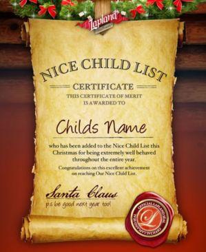 nice child