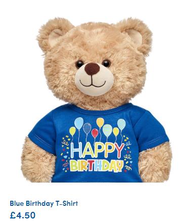 Birthday Top