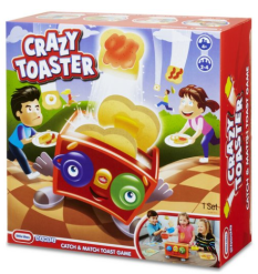 crazy toaster
